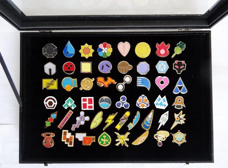 pokemon odznaky aliexpress 2
