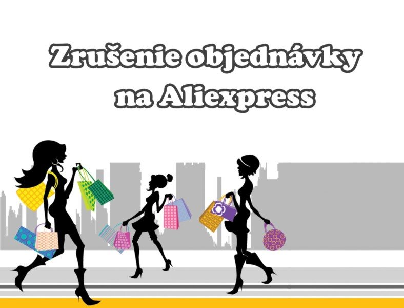 08 zruseni objednavky ALiexpress SA