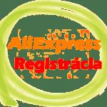02 – Ako sa registrovať na Aliexpress