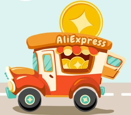 Akcia na Aliexpress