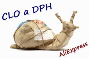 CLO a DPH na Aliexpress