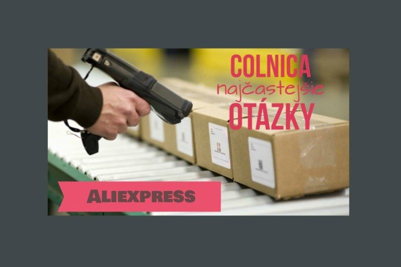 Colnica ALiexpress