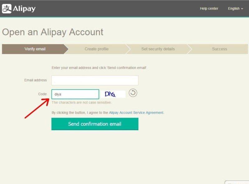 23 - Odstranenie kreditnej karty z AliPay - Aliexpress