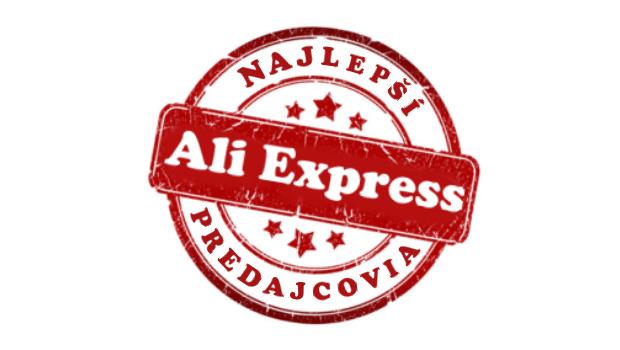 Aliexpress-Najlepsi predajcovia