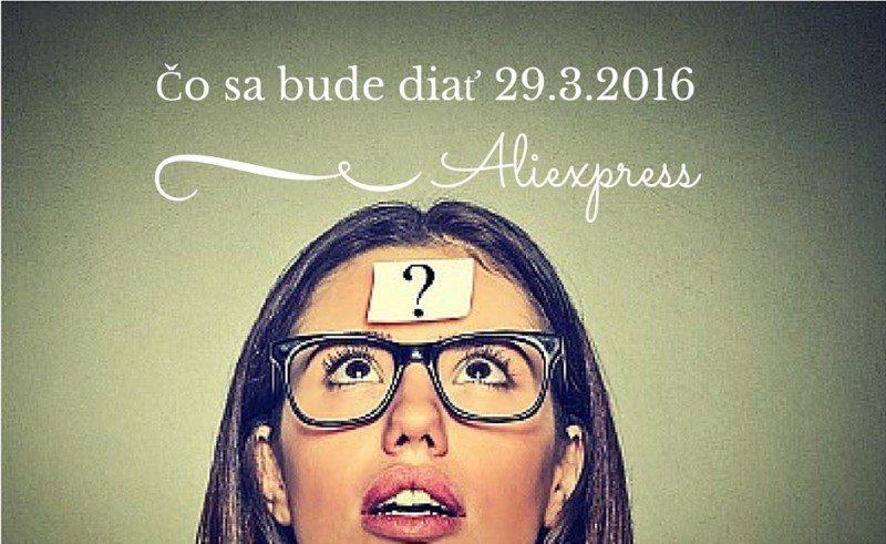 Aliexpress SK 29.3.