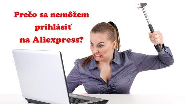 27 – Nové overenie pri prihlasovaní na Aliexpress