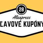 28 – Ako fungujú zľavové kupóny na Aliexpress