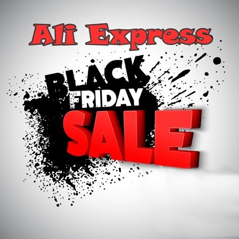 black-friday-cyber-monday-aliexpress-cierny-piatok