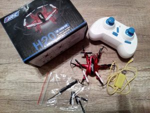 Hexacopter JJRC H20 mini dron z Aliexpress 2