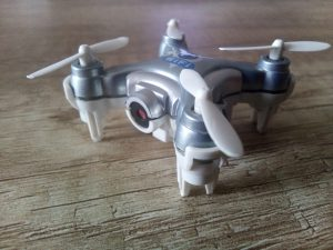 WiFi mini dron CHEERSON CX-10W z Aliexpress 2