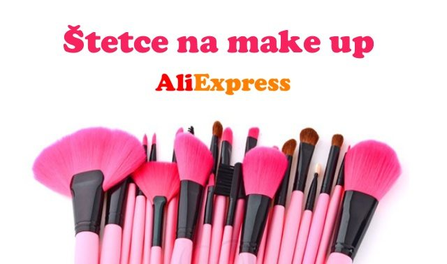 Stetce Aliexpress make up brushes SK