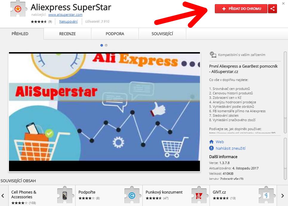 Aliexpress Opera