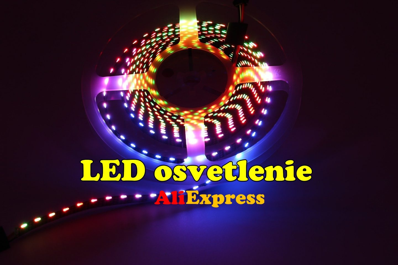 digital-led-strip-lights-Aliexpress LED pasky osvetleni SK