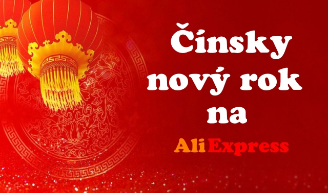 Cinsky novy rok aliexpress SK