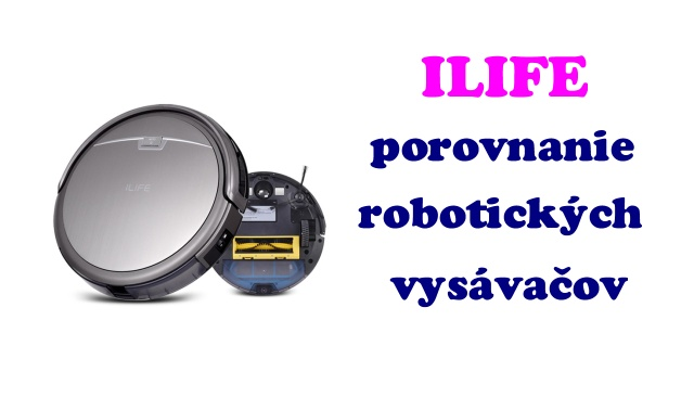 roboticky vysavac iLife aliexpress gearbest porovnanie recenzia SK