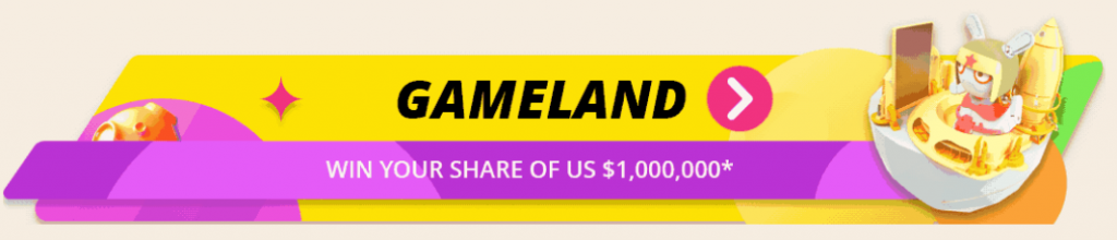 Aliexpress Day Gameland 11.11.2018 coupon win 5