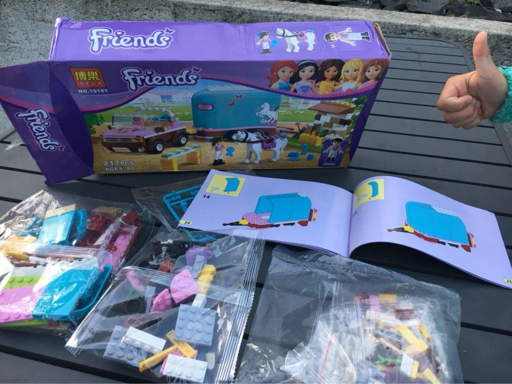 Friends Lego Aliexpress stavebnice