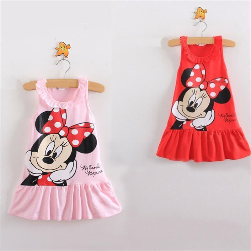 Saty minnie mickey mouse levne detske obleceni Aliexpress