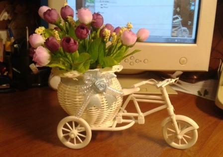 Recenzia na dekorácie a umelé kvety z Aliexpress