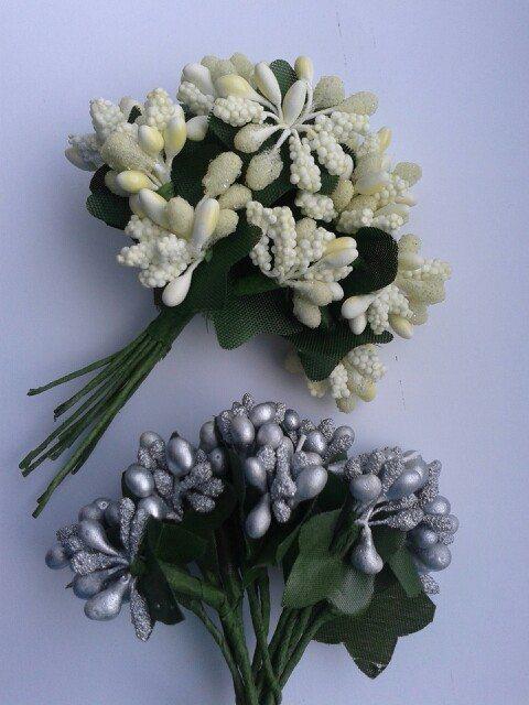 Plastova dekorace umele kytky 4