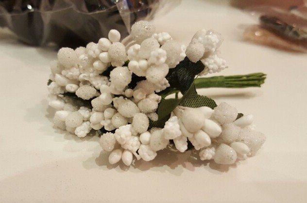 Plastova dekorace umele kytky 5