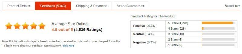 Vyber spravneho prodejce 3 predajcu