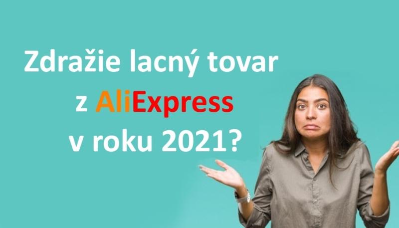 Clo DPH Aliexpress cina 2021 zmeny zdrazie lacny tovar vyplati se nakupovat novela zakona sk sm