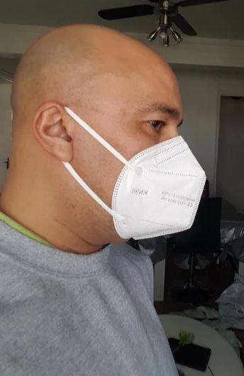 Respiratory FFP2 Aliexpress super cena rousky 6