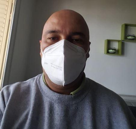 Respiratory FFP2 Aliexpress super cena rousky 7